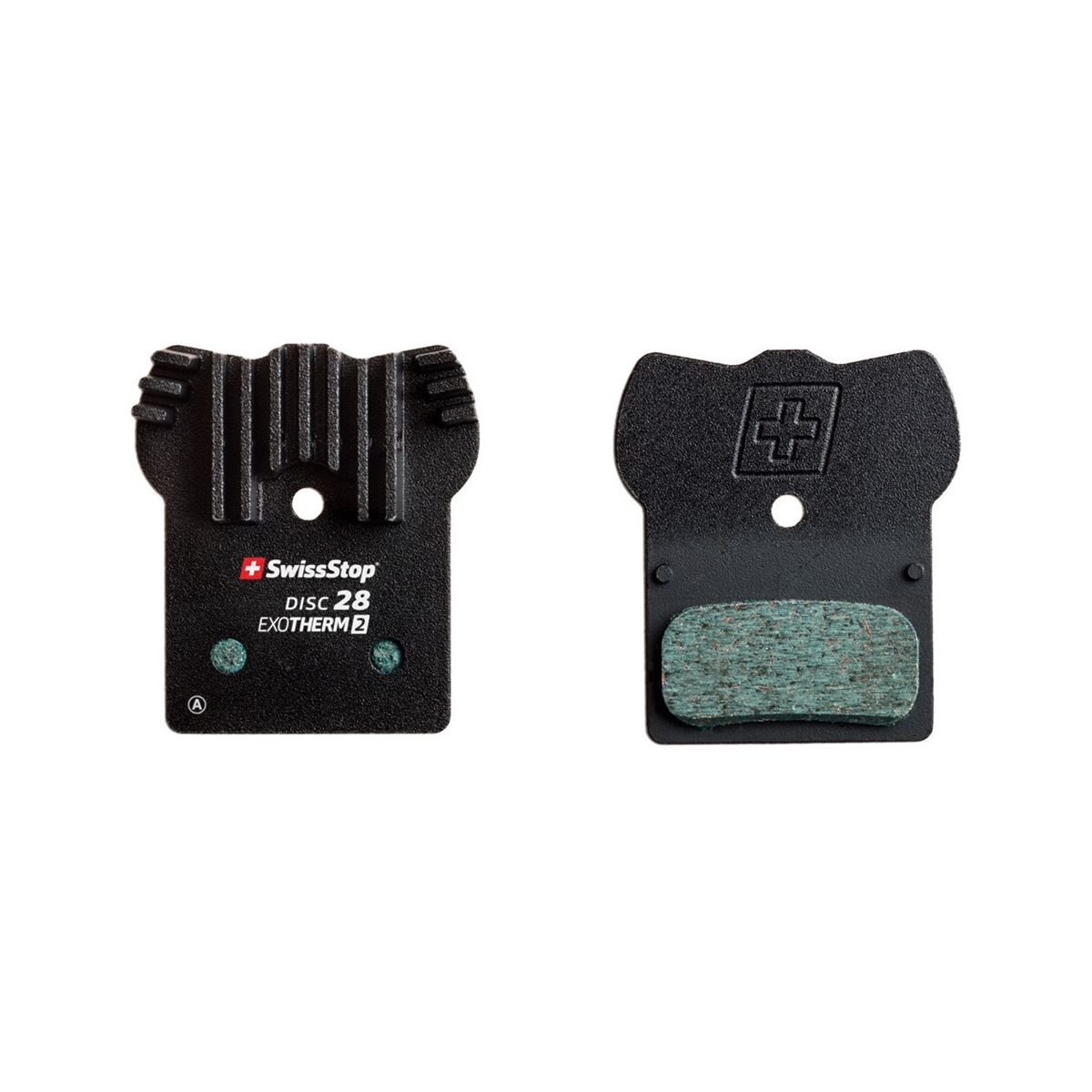 Disc Brake Pads Pair Disc 28 EXOTherm2 Organic Shimano XTR / XT / SLX / Deore, FSA, Rever