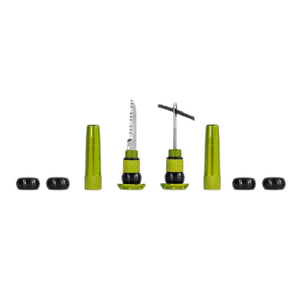 Repair Kit Stealth Tubeless Puncture Plugs Green