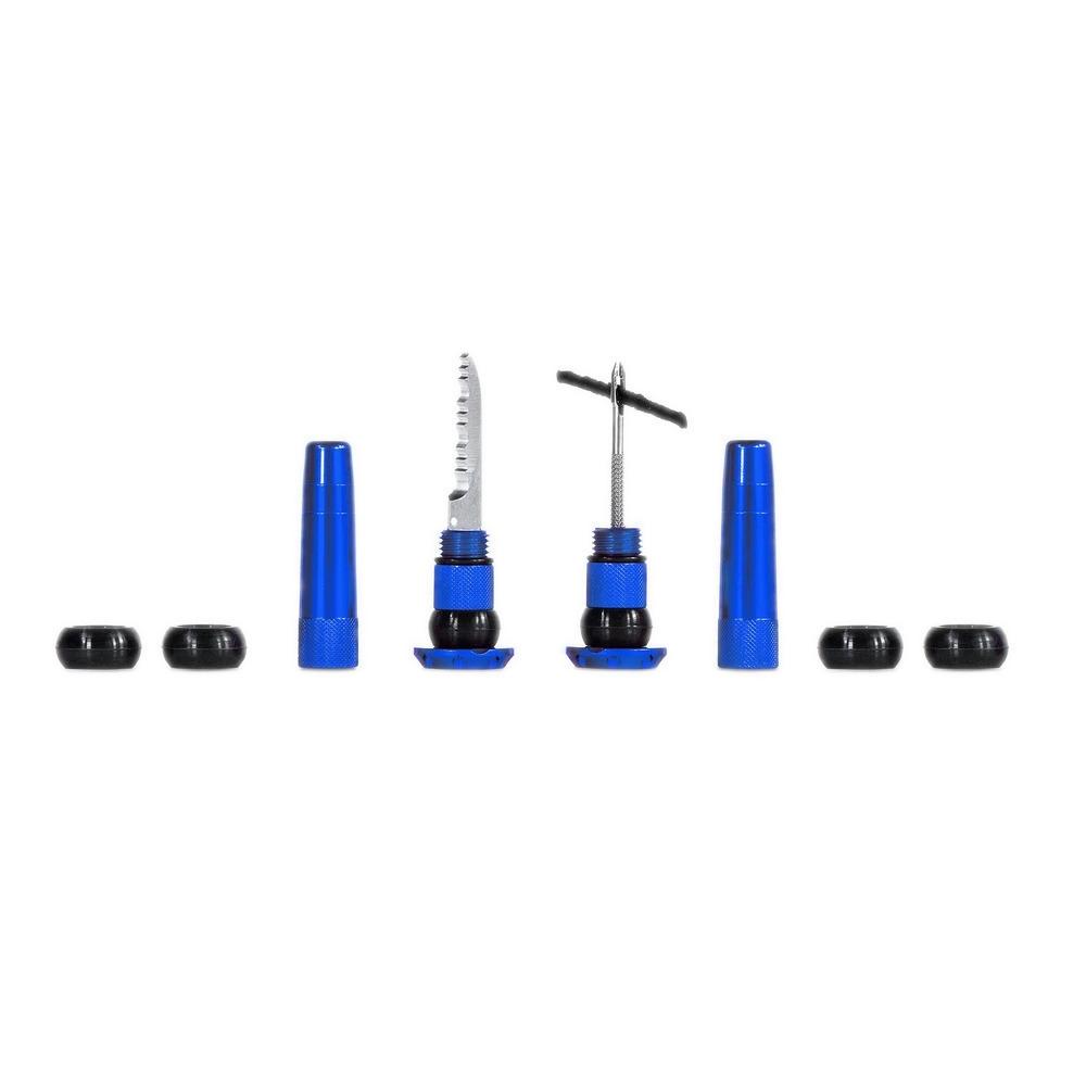 Repair Kit Stealth Tubeless Puncture Plugs Blue
