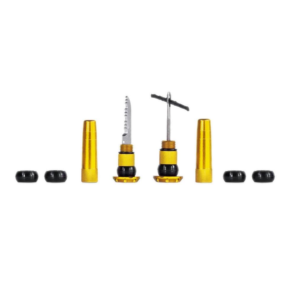 Repair Kit Stealth Tubeless Puncture Plugs Gold
