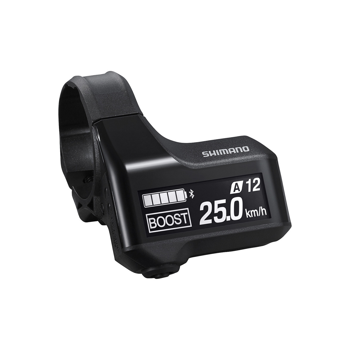 E-Bike Wireless Display Di2 STEPS SC-E7000