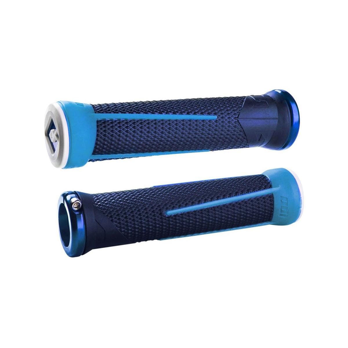 Grips AG1 Lock-On v2.1 28mm x 135mm Blue