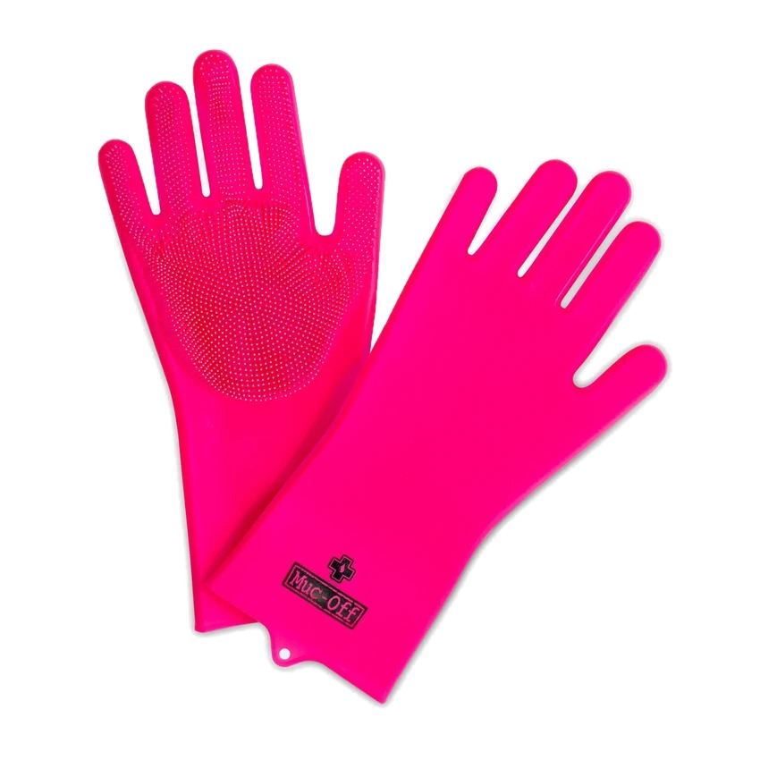 Deep Scrubber Cleaning Gloves Size L
