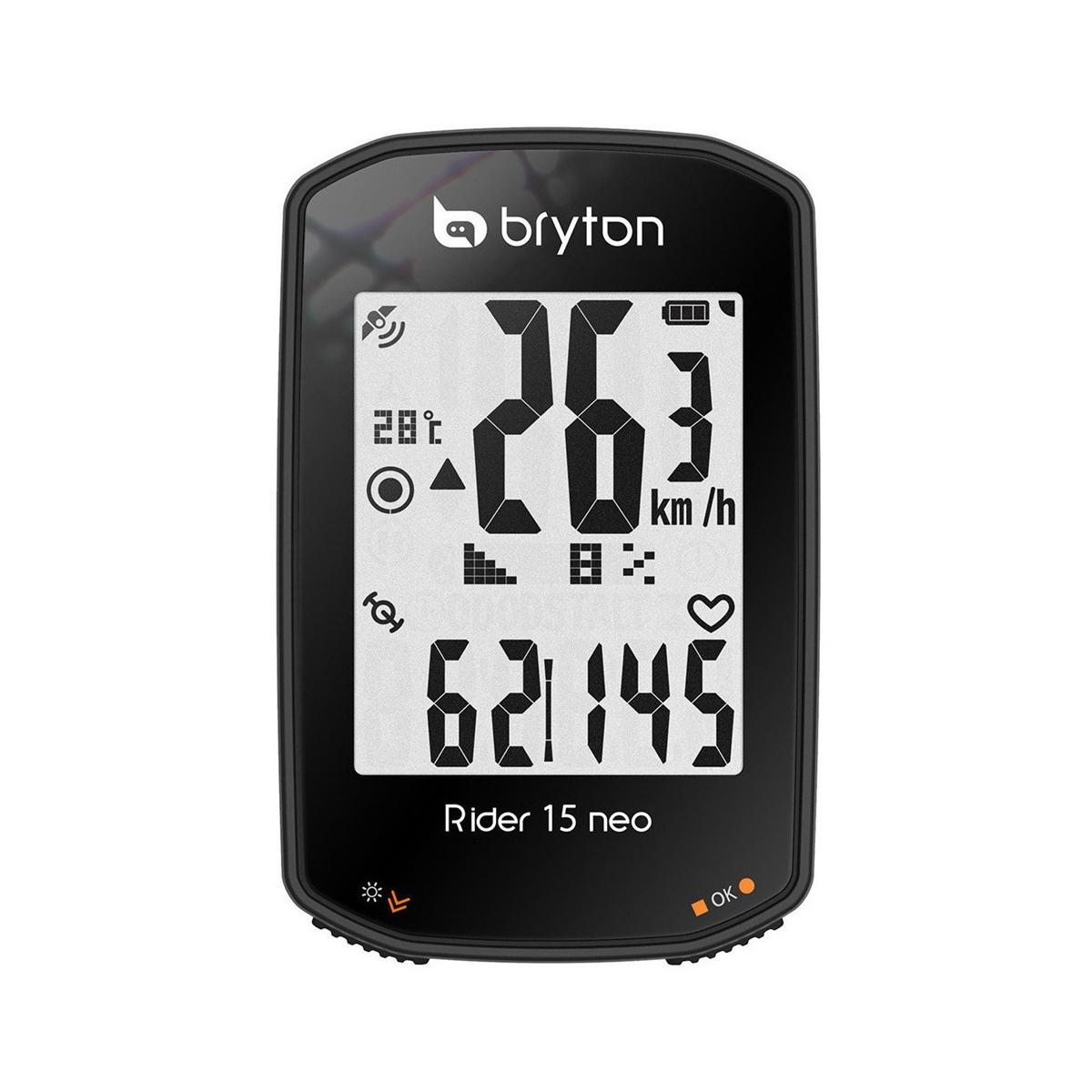 Ciclocomputer GPS Rider 15 Neo C + Sensore di Cadenza
