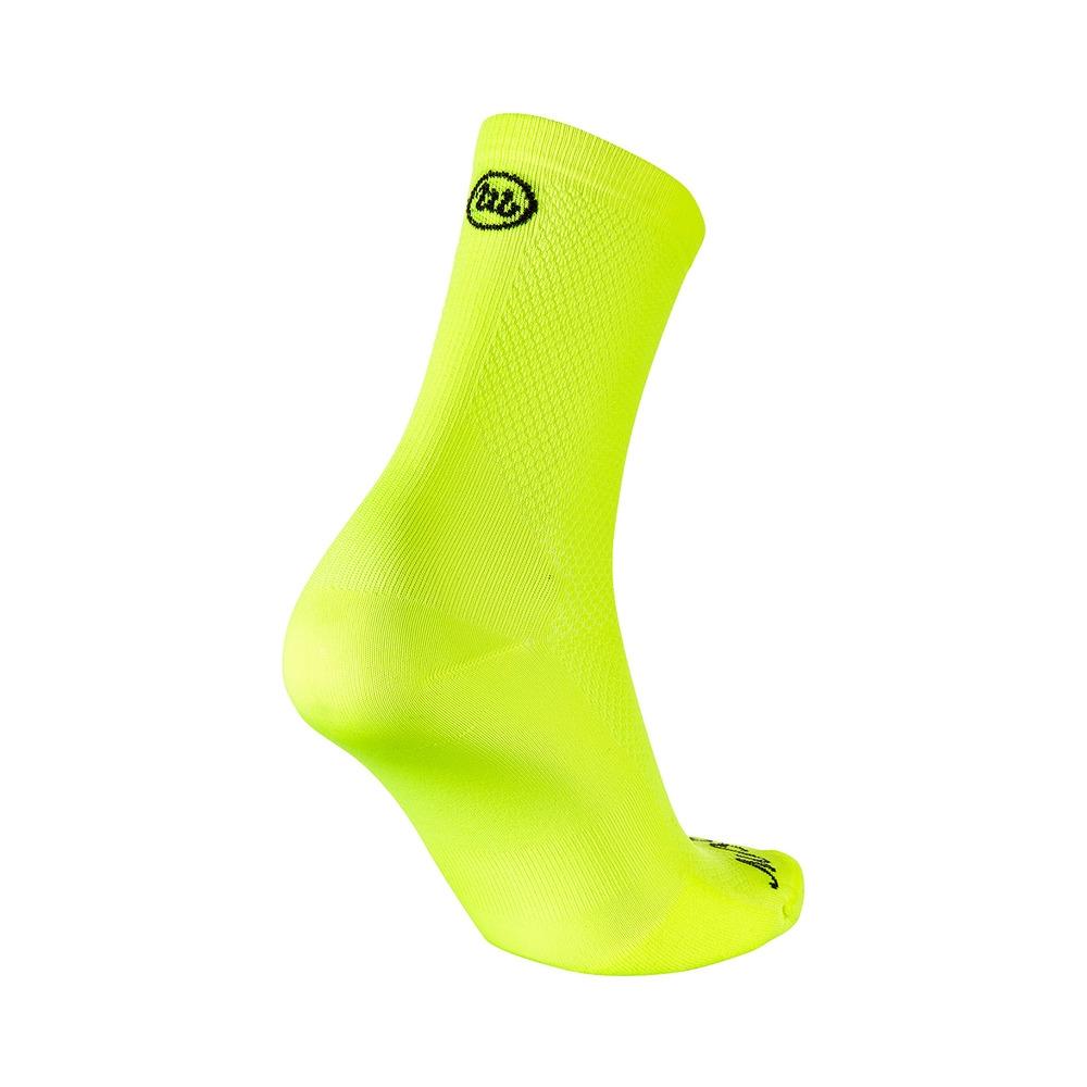 Socks 4Season H15 Yellow Fluo Size S/M (35-40)