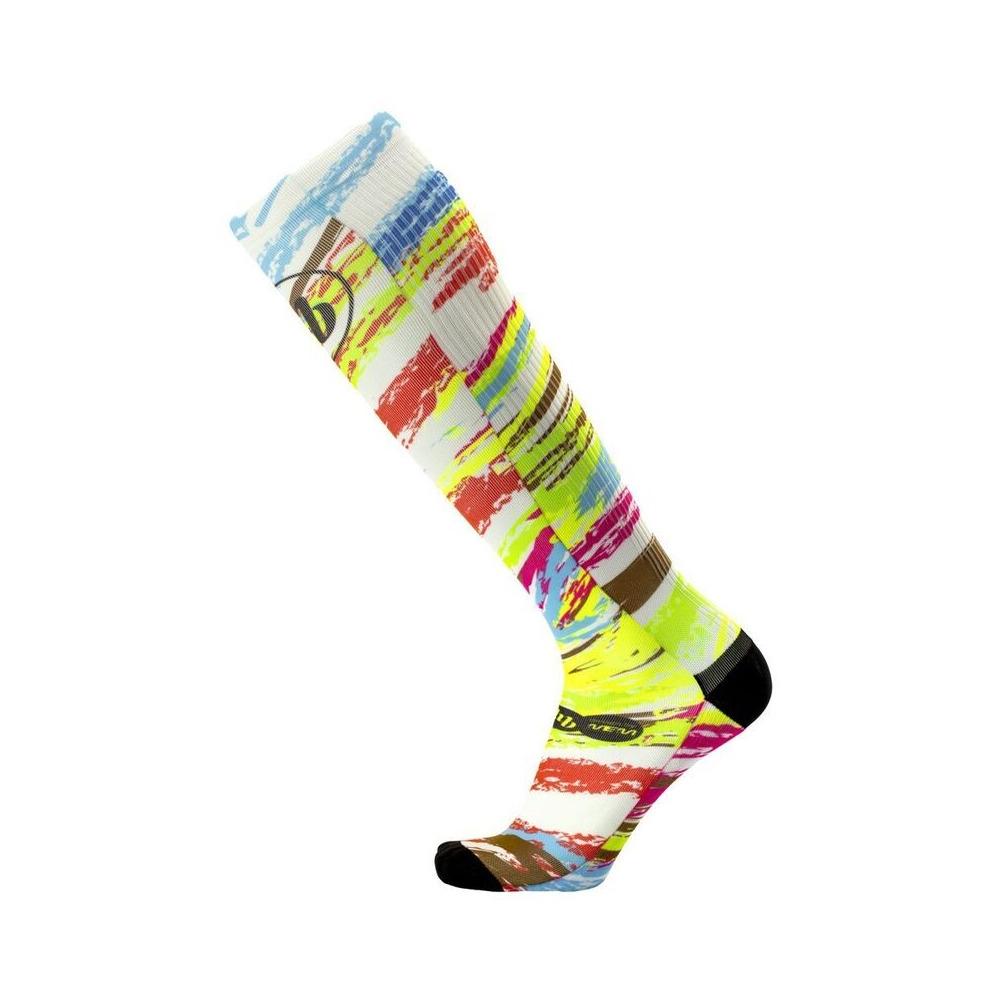 Socks Mb Trek Fun Long H40 Painted Size S/M