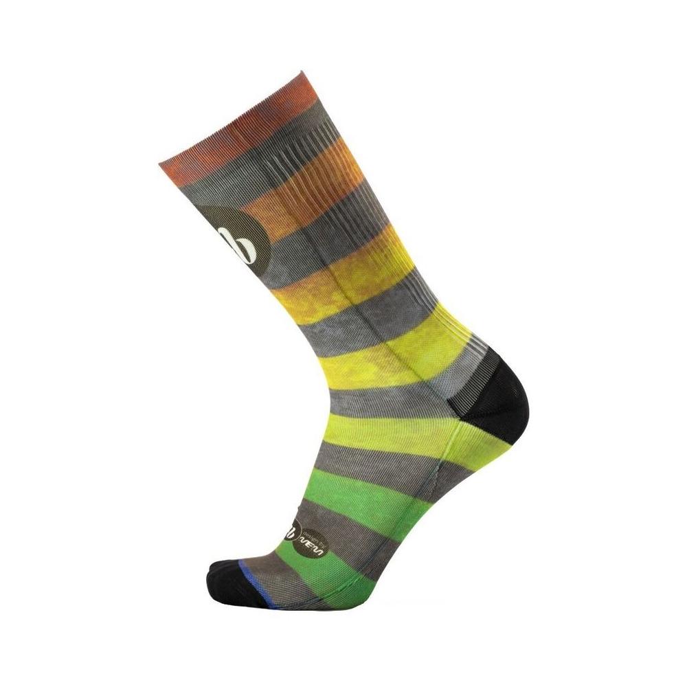 Socks Mb Trek Fun H13 Stripes Size S/M