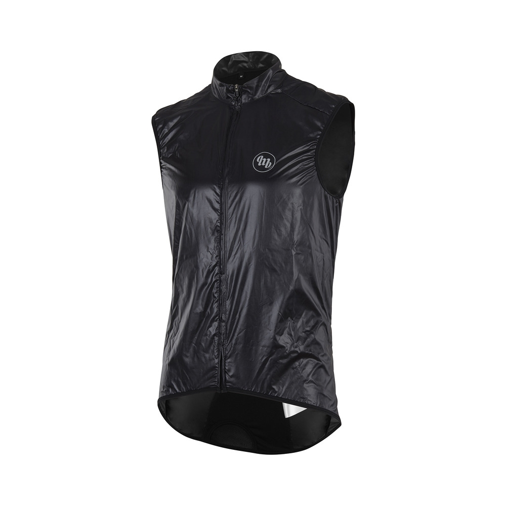 Gilet Maestrale Black Size XS