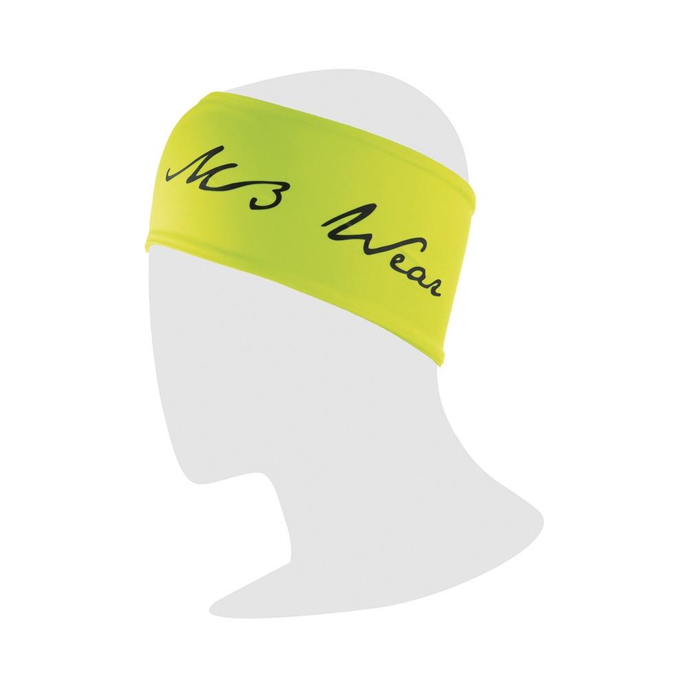 Headband Yellow Fluo One Size