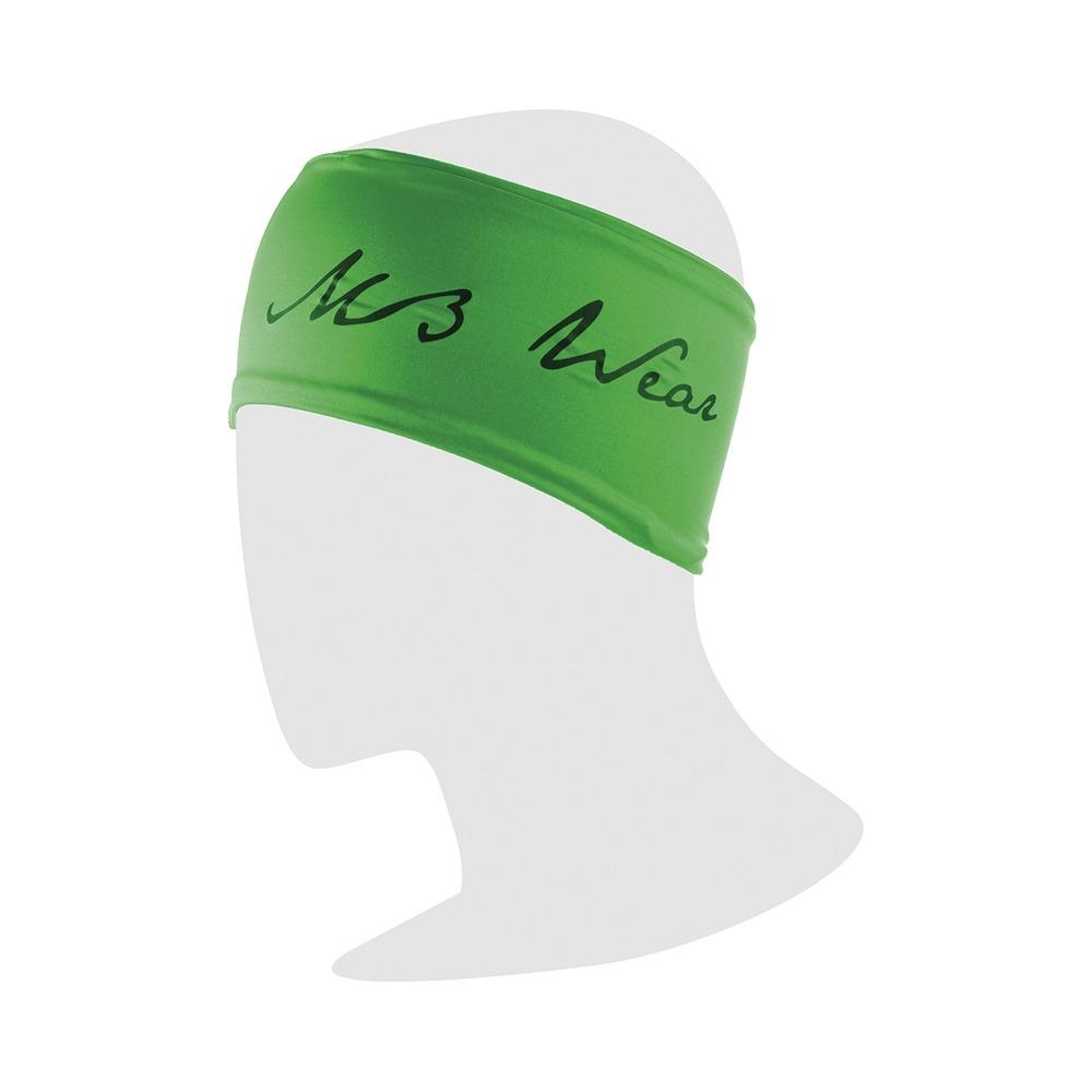 Fascetta Verde Fluo Taglia Unica