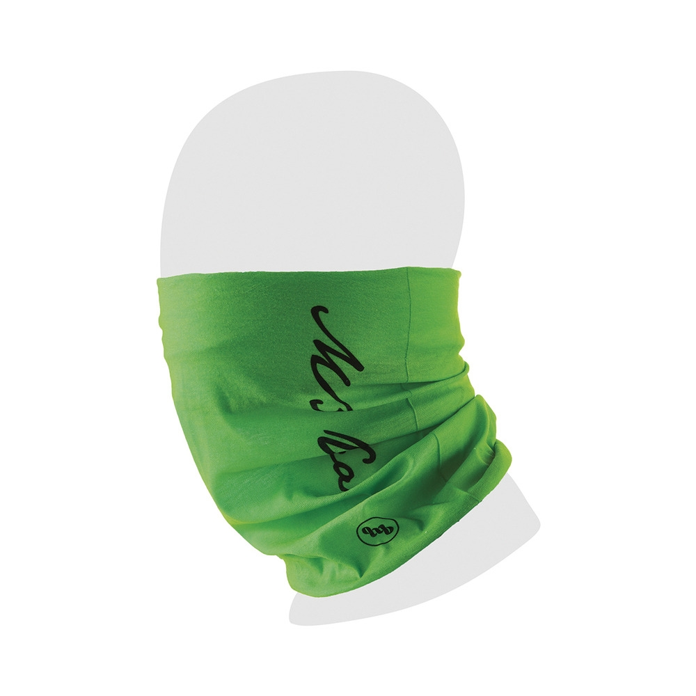Neck Warmer Green Fluo One Size
