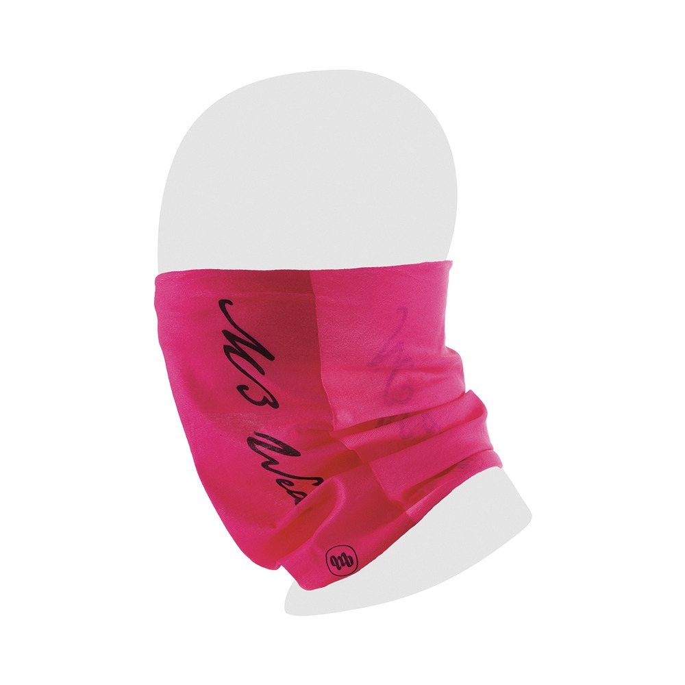 Neck Warmer Pink Fluo One Size