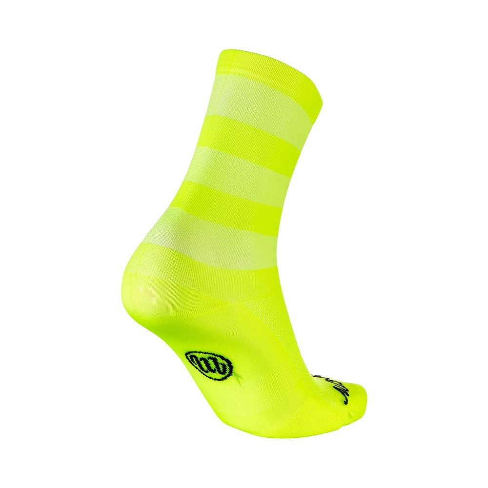 Socks Sahara H15 Yellow Fluo Size S/M (35-40)