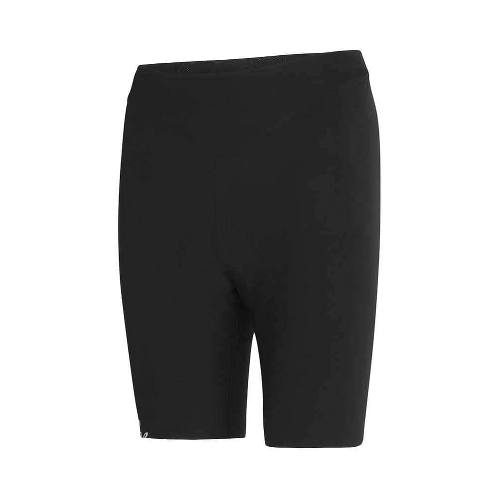 Pantaloncini Senza Bretelle Skin Donna Nero Taglia XS