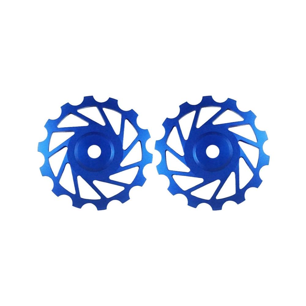 14T Mtb 12s Ceramic Wheel Pair Blue