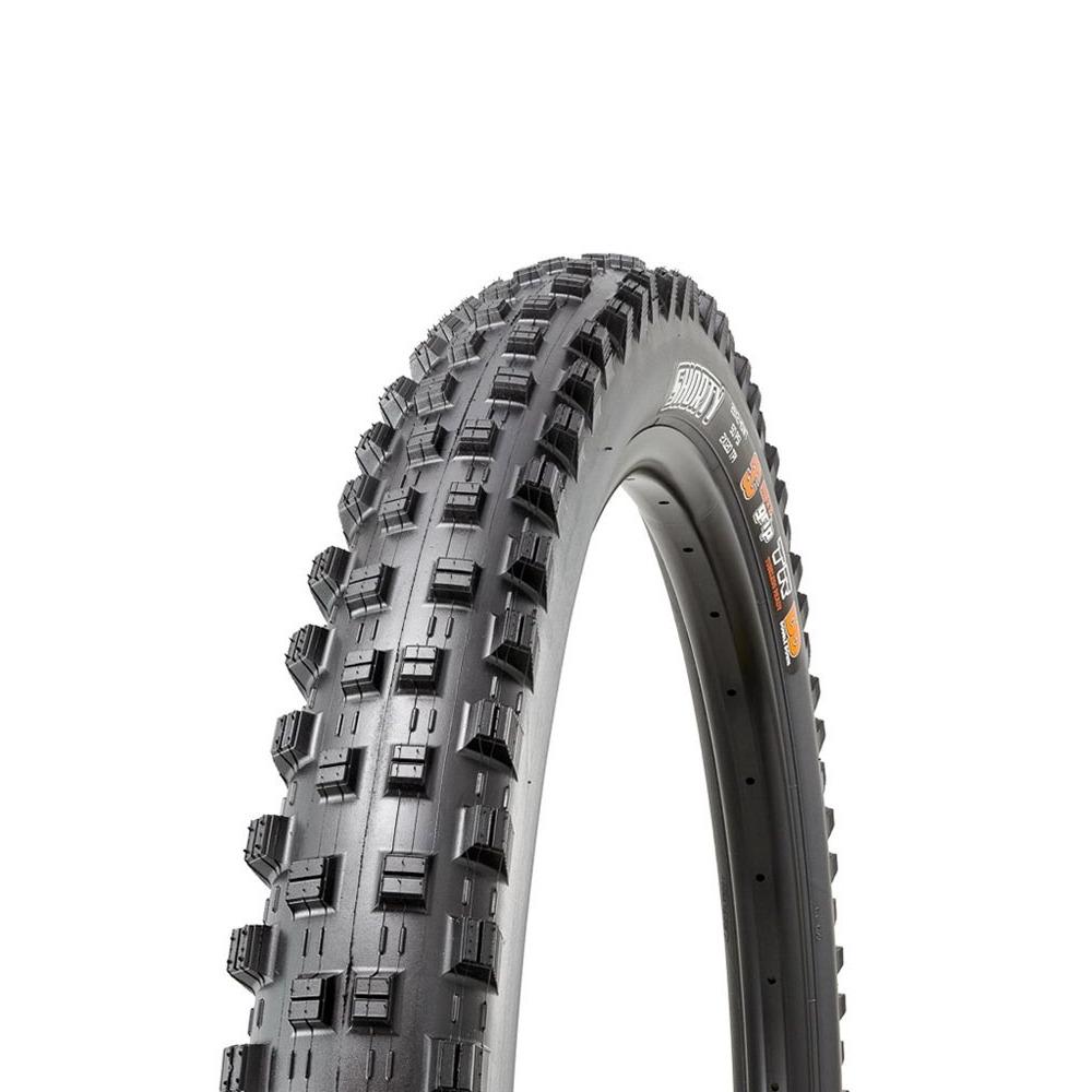 Tire Shorty Gen 2 27.5x2.40wt EXO Tubeless Ready Folding 3C Maxxterra Black
