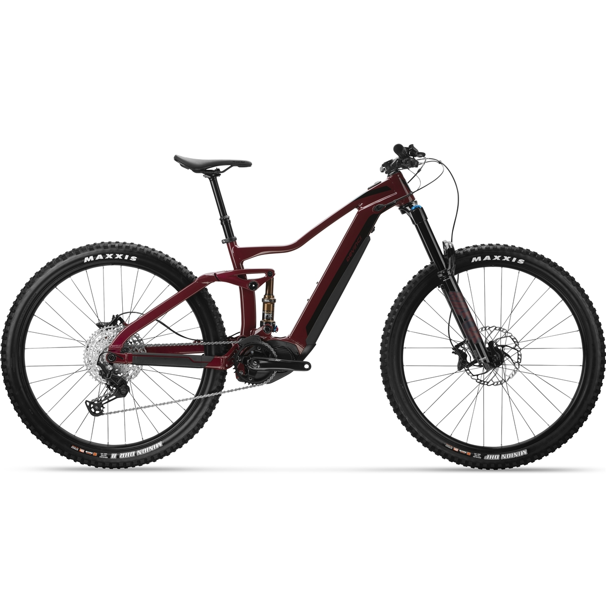 DC 29'' 160mm 12s 504Wh Shimano EP8 PowerRed Size M