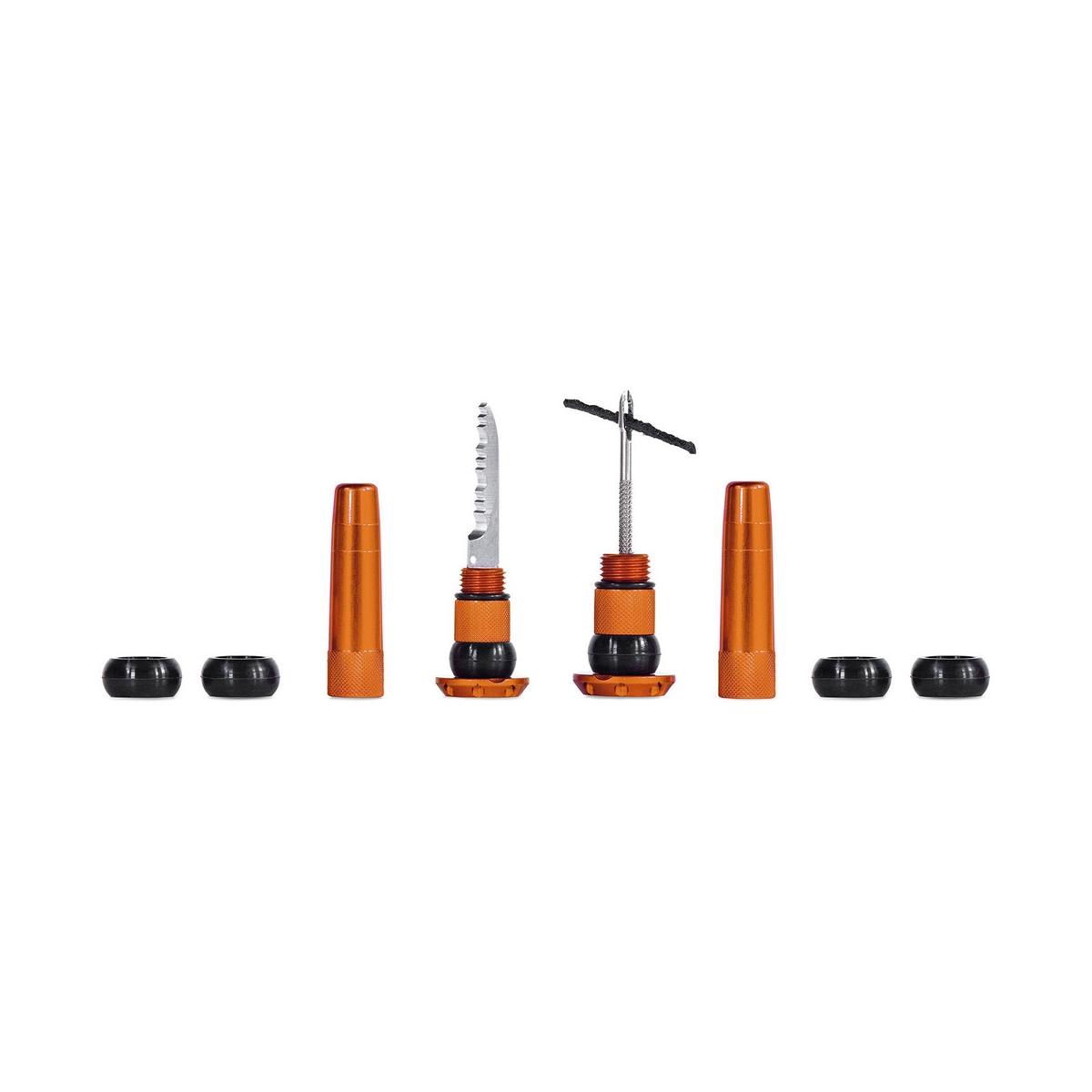 Repair Kit Stealth Tubeless Puncture Plugs Orange