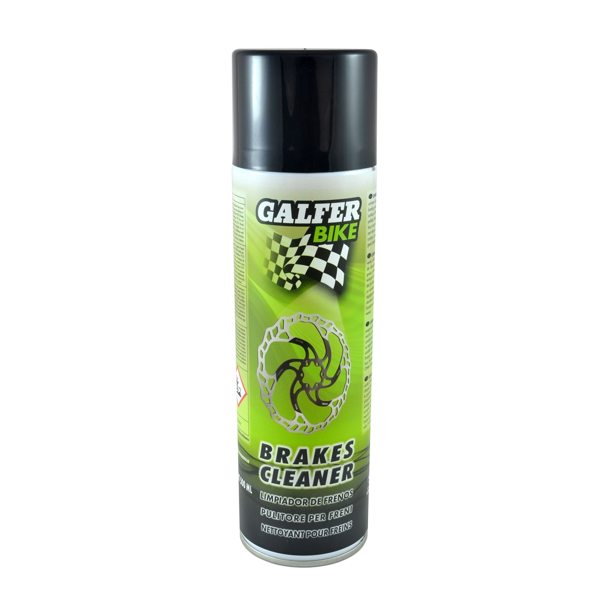 Water repellent cleaner for disc brakes 500ml