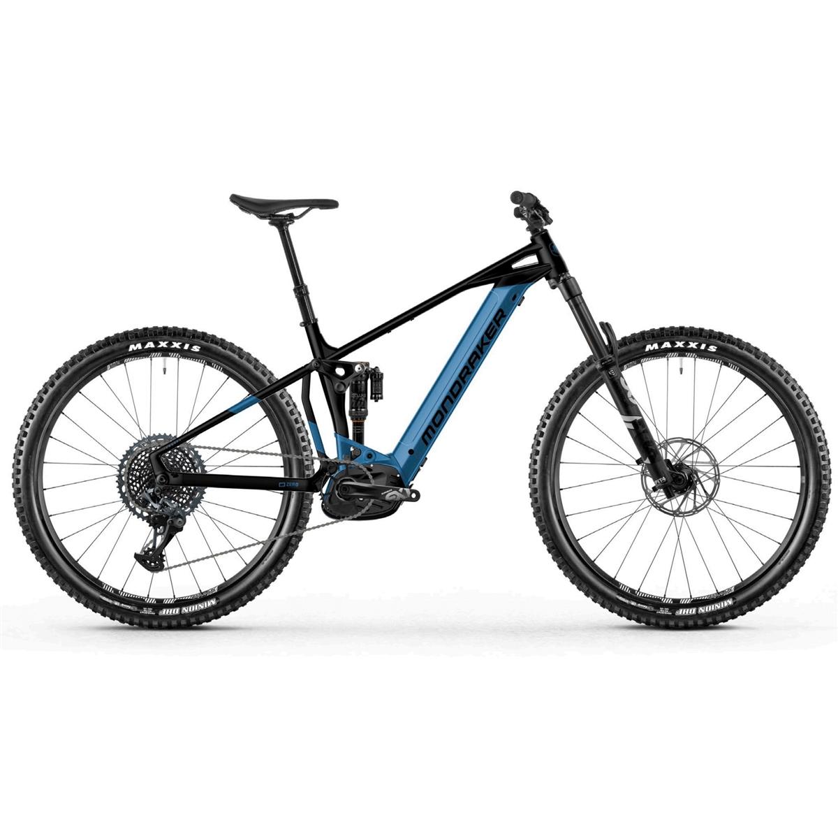 Crafty SE 29'' 160mm 12s 625Wh Bosch CX blue 2022 Size 38