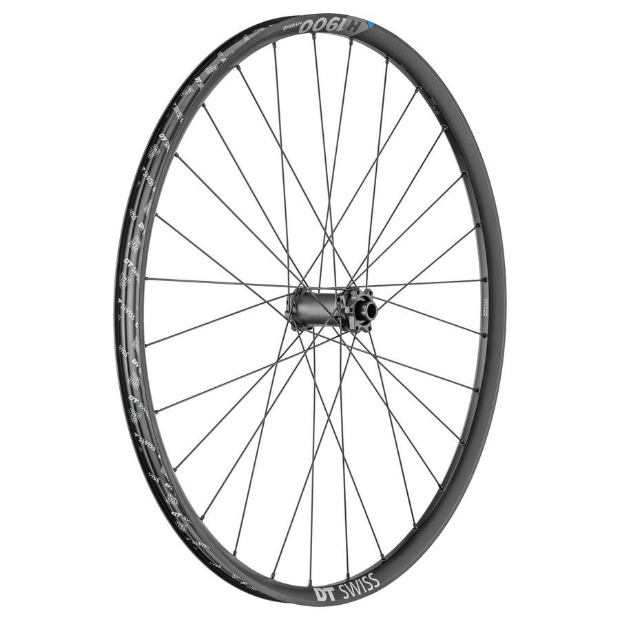 Front wheel H1900 Spline Hybrid 29'' SP inner bead 30mm 6 holes disc mount boost 15x110mm