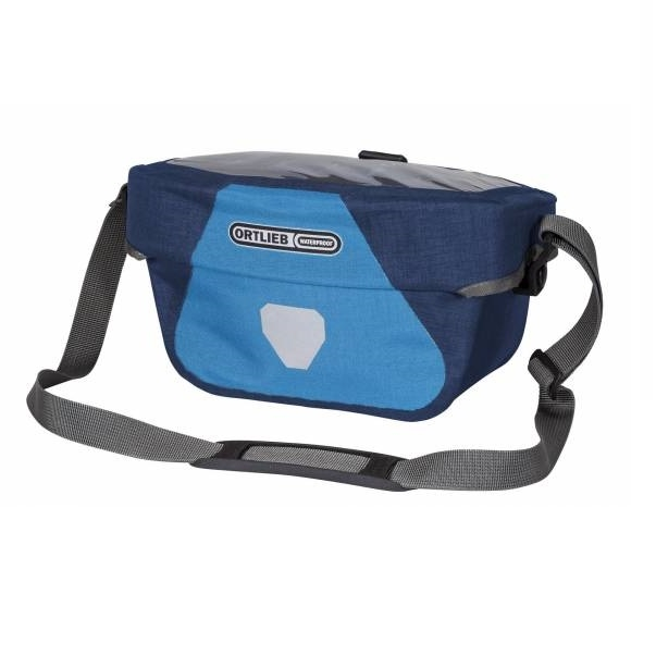 Front Handlebar Bag F3633 Ultimate Six Plus 5L blue denim