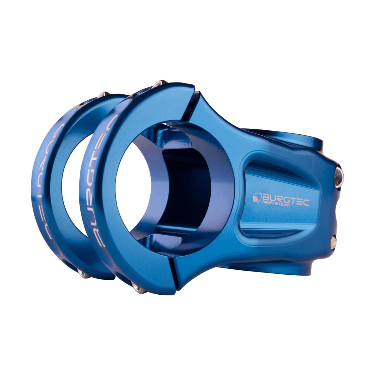 Handlebar stem 3433 Enduro MK3 42.5mm diameter 35mm Blue