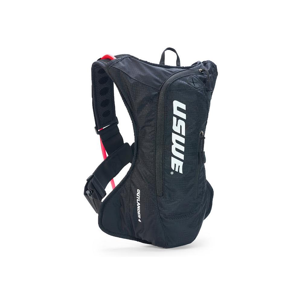 Backpack Outlander 4 4L with 3L Hydration Bladder Black