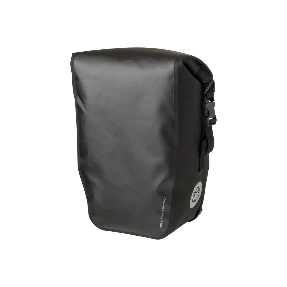 Borsa Posteriore Shelter Clean Single Bag 17L Media Nero
