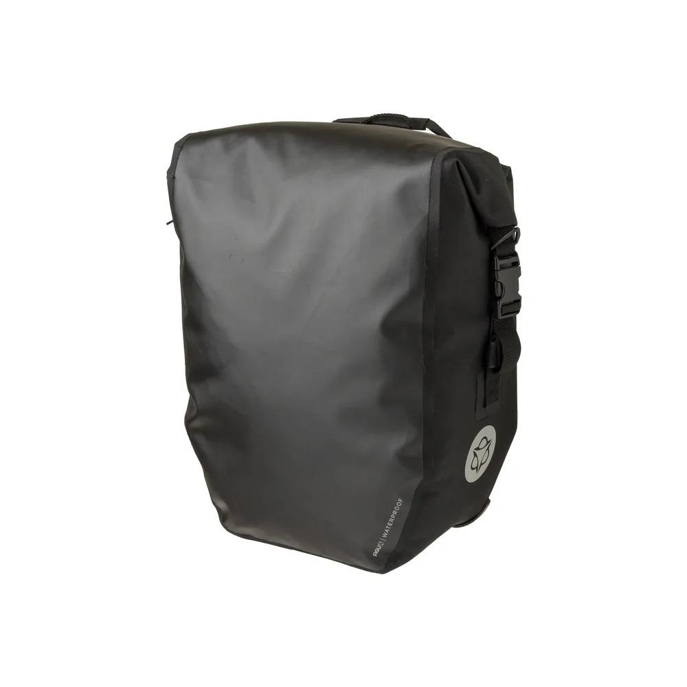 Borsa Posteriore Shelter Clean Single Bag 21L Large Nero