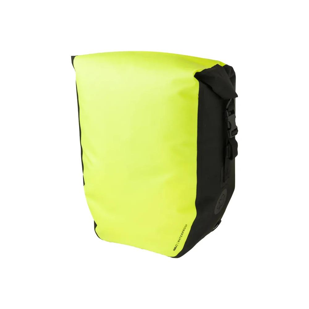 Borsa Posteriore Shelter Clean Single Bag 21L Large Giallo Fluo