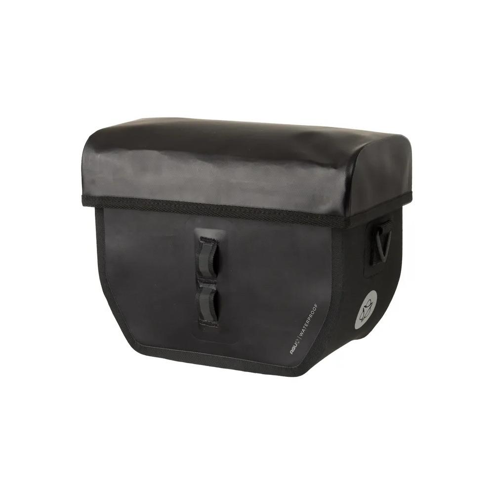 Shelter Tech Handlebar Bag Klick-Fix 8L Black