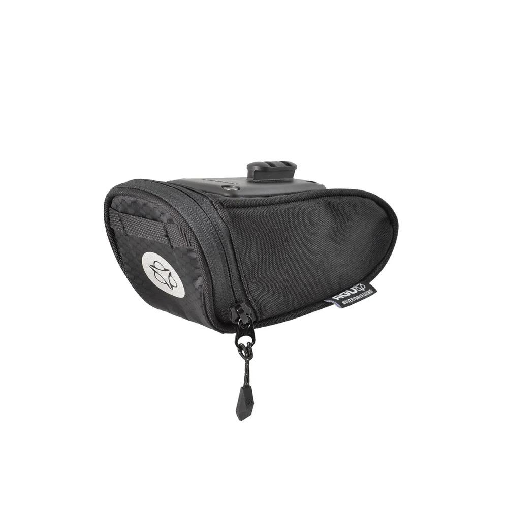 Borsa Sottosella Essential Saddle Bag Klick-Fix 0,7L Nero