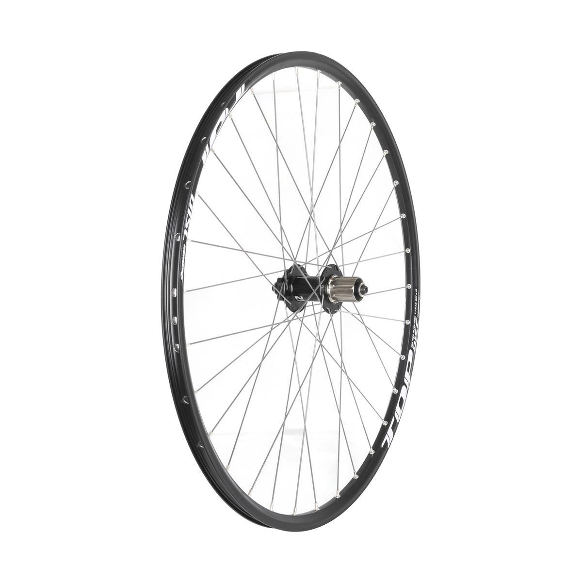 Trekking Rear Wheel 2.19 28'' 11s 32H Disc Brake Quick Release Black