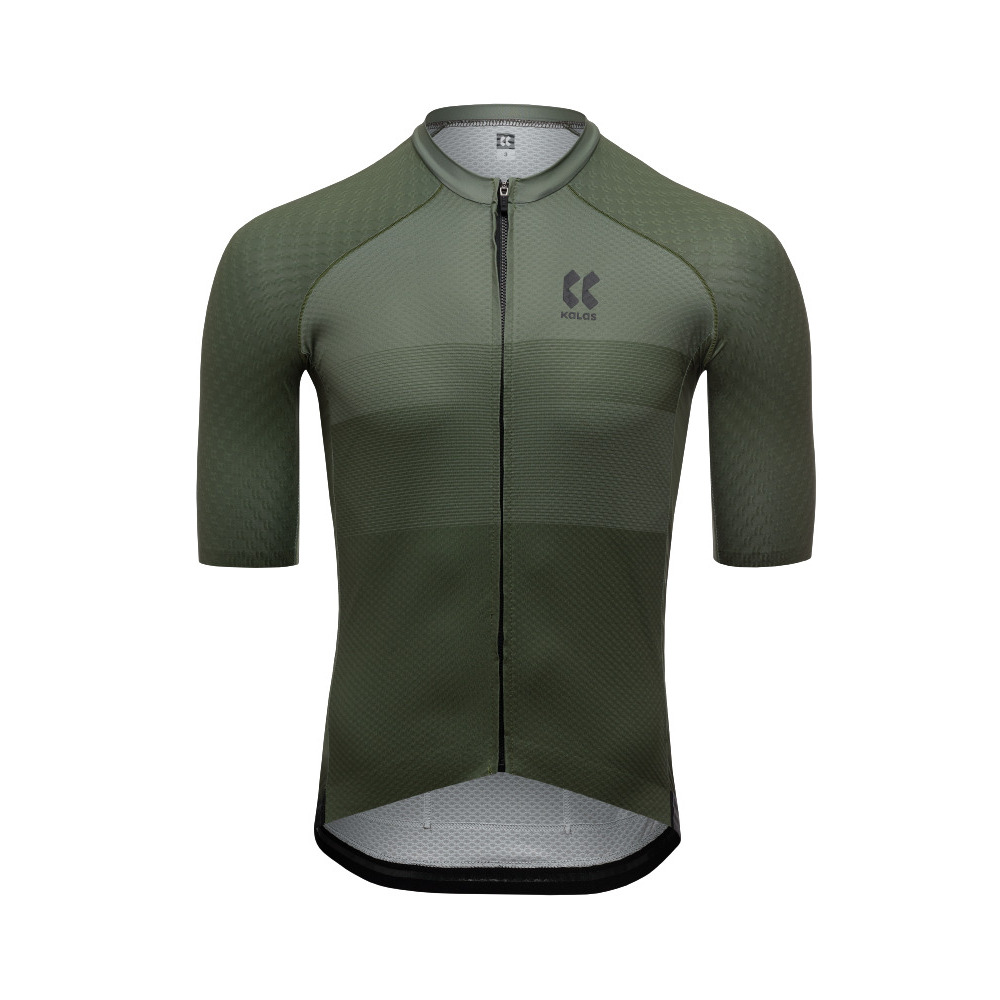 Short-sleeved Jersey Passion Z1 Green Size XS (2)