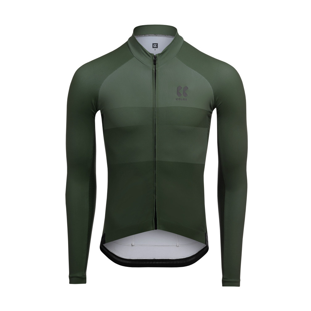 Long-sleeved Jersey Passion Z1 Green Size XS (2)