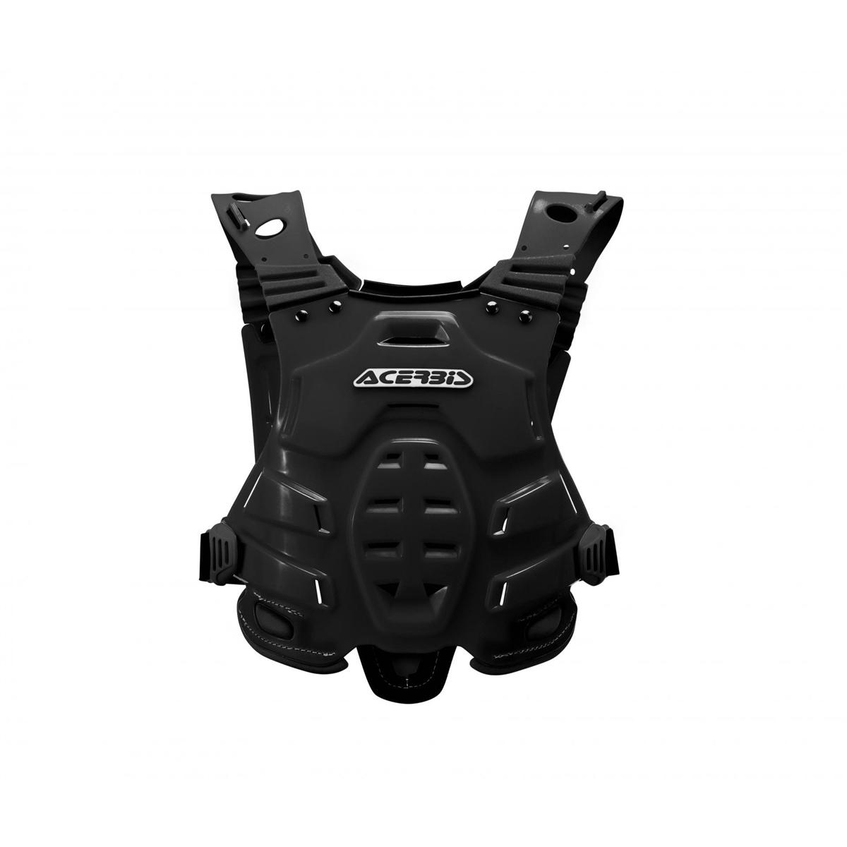 Chest Protector Profile Black