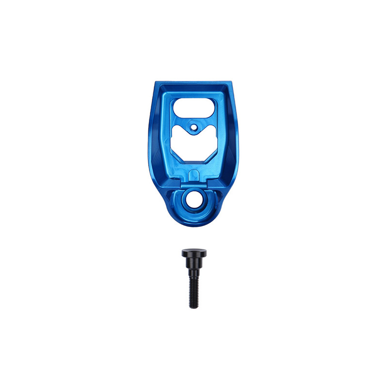 E-Bike Kiox Display Stem Mount Blue