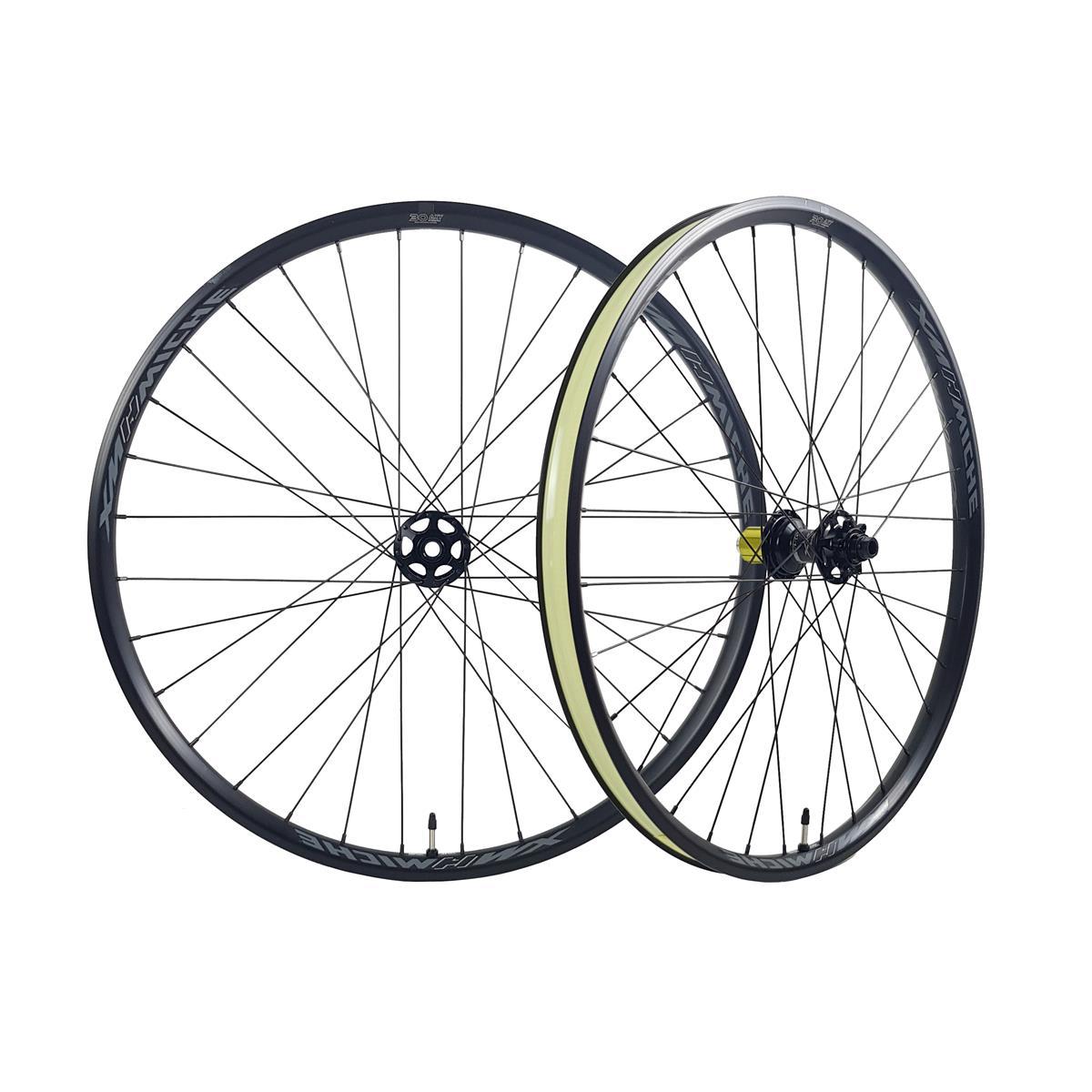 Ebike wheel set XMH R 30 27,5'' Boost inner bead width 30mm Shimano HG 10-11s TR