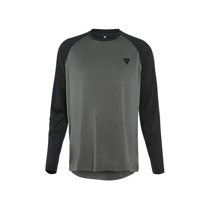 Long Sleeve Jersey HG TSINGY Black/Grey Size XS