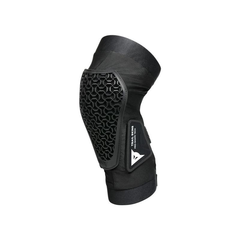 Trail Skins Pro Knee Guards Black Size S