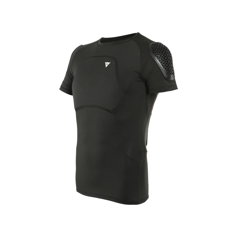 Trail Skins Pro Protector Tee Black Size S