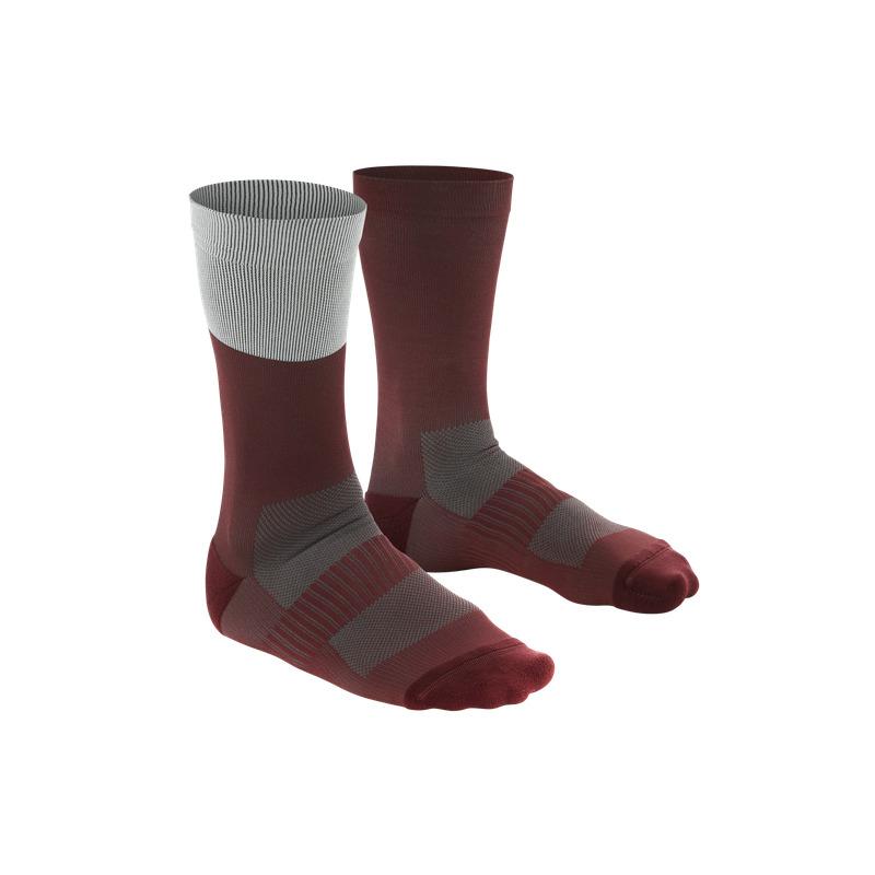 Socks HGL Grass Bordeaux Size S (36-38)