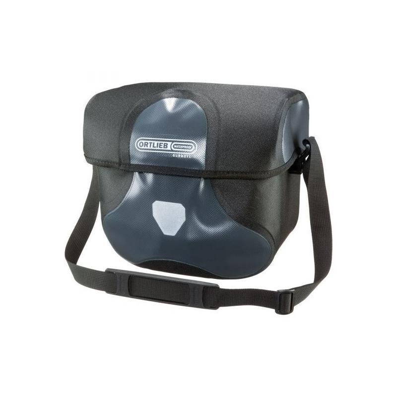 Handlebar Bag Ultimate Six Classic 8.5L Asphalt