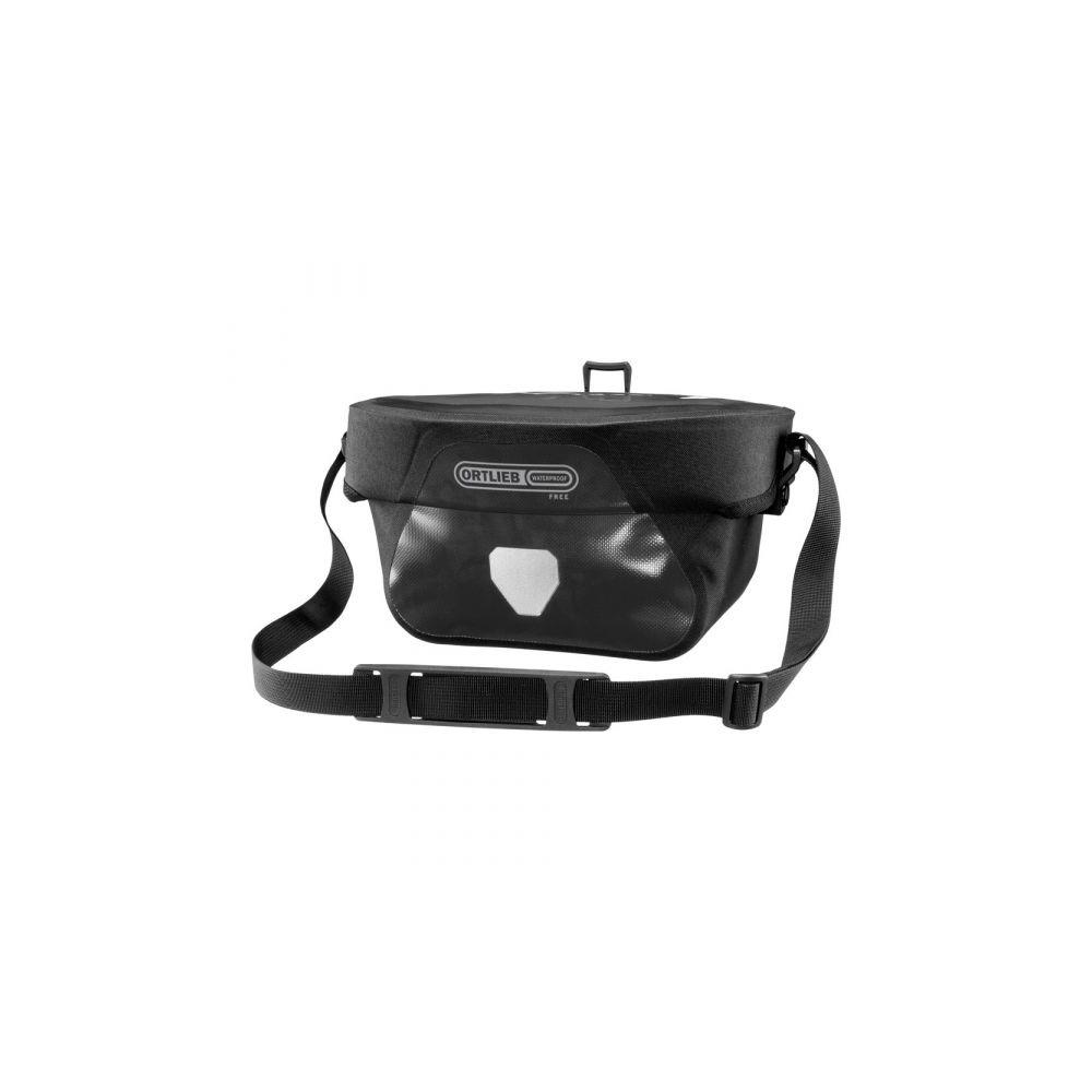 Front Handlebar Bag Ultimate Six Free 5L Black