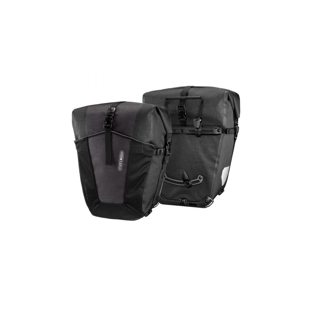 Rack Bags Pair Back-Roller Pro Plus 35L + 35L Black