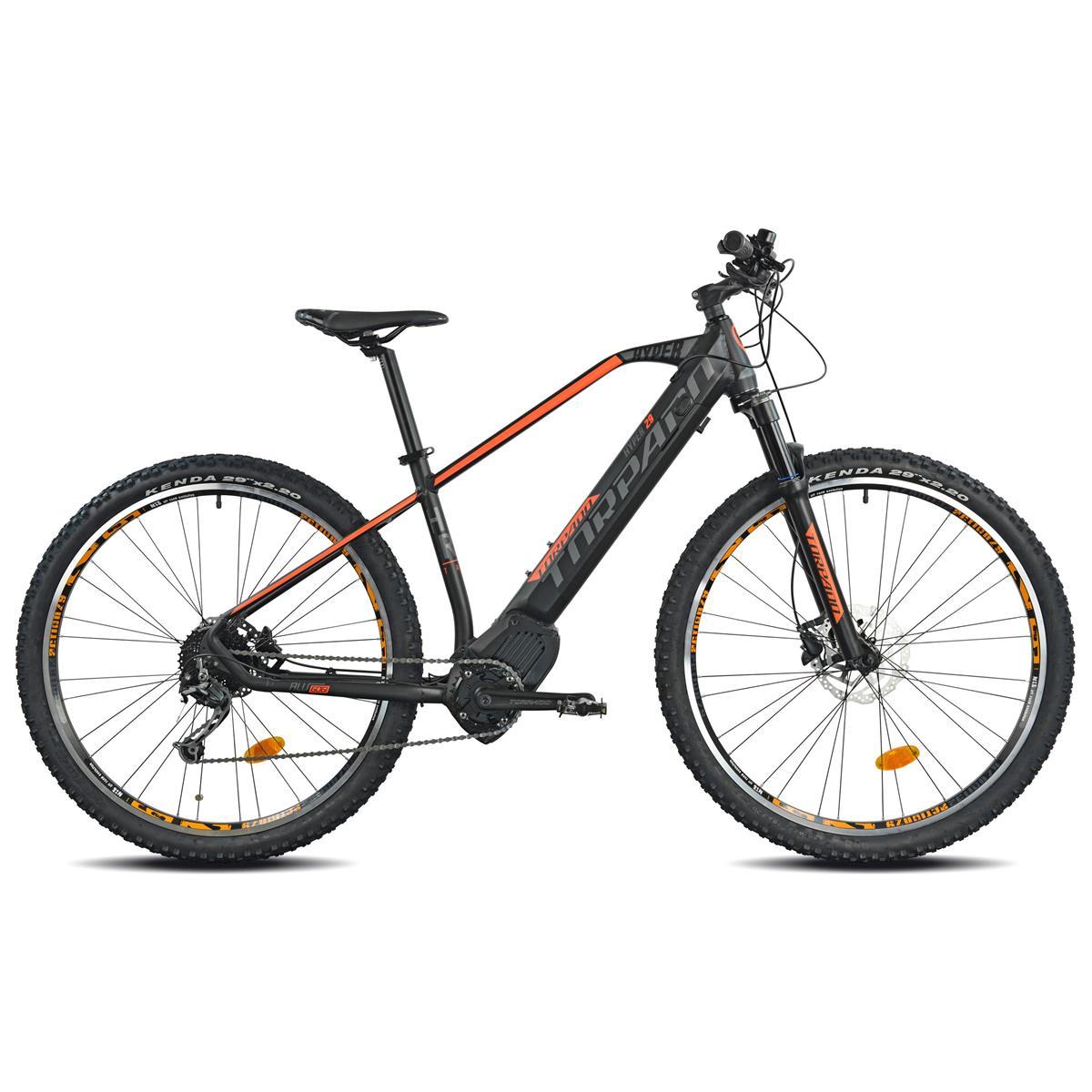 Hyper T960 29'' 9s 630Wh Oli Sport Black/Orange Size 40