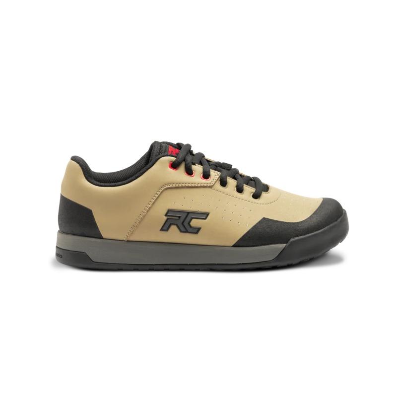 Mtb Flat Shoes Hellion Elite Man Khaki Size 39.5