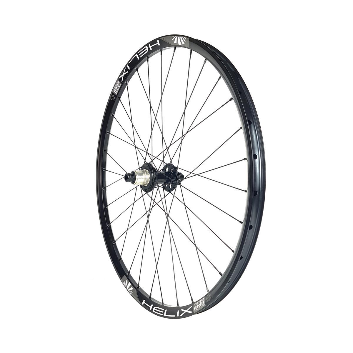 Pair enduro wheels 27.5'' 11/12s Sram Boost inner bead width 25mm