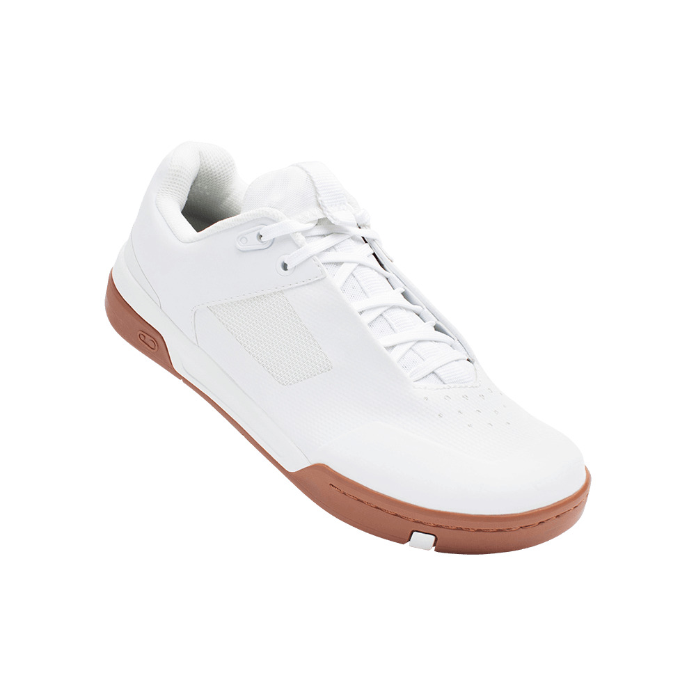 MTB Shoes Stamp Lace Flat White Size 37